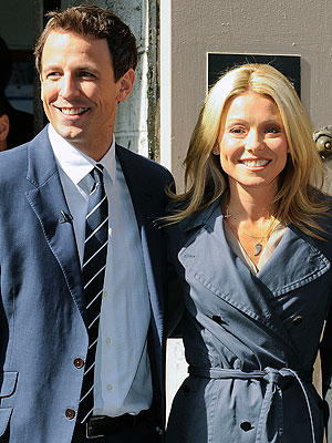 Seth Meyers: Should He Join Kelly Ripa on Live!?
