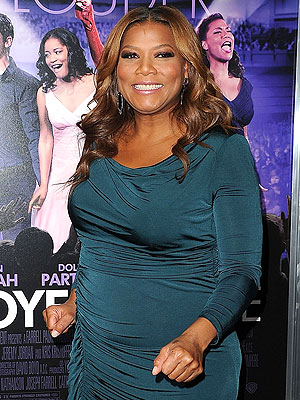 Queen Latifah on Adopting: I'm 'Totally Serious' About It