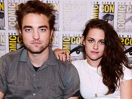 Robert Pattinson Jokes: I'd 'Lick the Pages' of 50 Shades of Grey | Kristen Stewart, Robert Pattinson