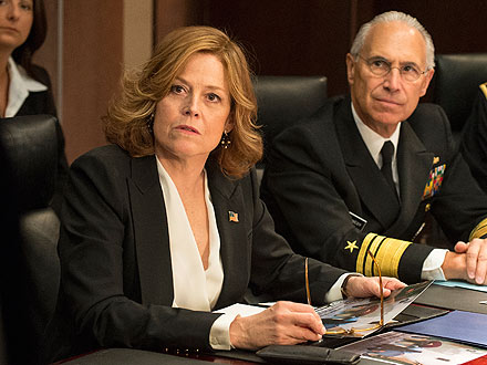 Sigourney Weaver Stars in Political Animals - New USA Show