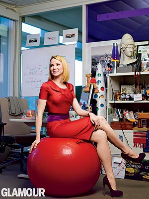 Marissa Mayer: Yahoo's New CEO - Five Things to Know About the Mom-to-Be