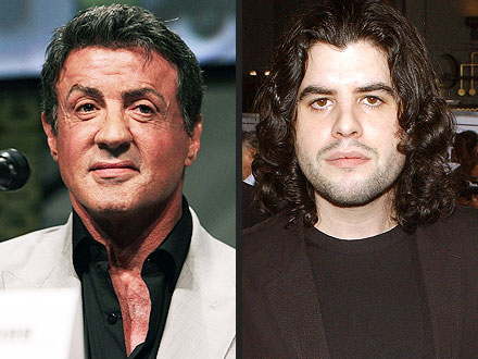 Sylvester Stallone, Sage Stallone: Rocky Relationship