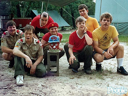 Boy Scouts: Disabled Florida Troop 409 Earns Badges