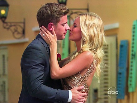 Bachelorette Finale: Emily Maynard and Jef Holm Engaged