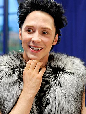 London 2012 Olympic Games: Johnny Weir on Michael Phelps, Gabby Douglas & More