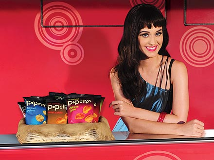 Katy Perry Reveals Diet Tips on Tour