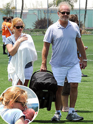 Kelsey Grammer, Kayte Grammer's Daughter Faith: Picture
