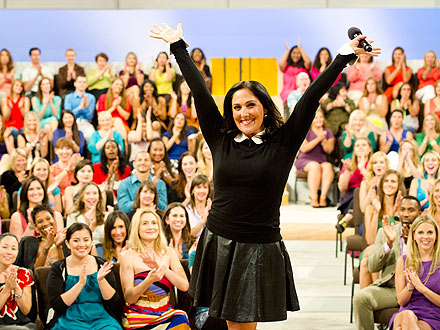Ricki Lake Returns to TV, Plans 'to Lose 10 Lbs.'
