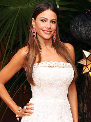 Sofia Vergara, Family Guy Guest Shot
