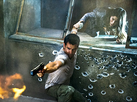 Total Recall Review: It's Not as Good as the Original