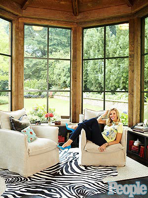 Spanx Founder Sara Blakely: Inside the Billionaire&#39;s Home