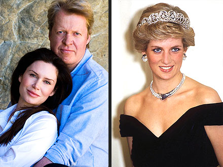 Earl Spencer Names New Baby for His Late Sister Princess Diana