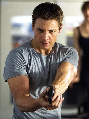 &#39;The Bourne Legacy&#39; Rates Two Stars