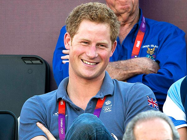 Prince Harry's Nude Photos Endear Him, Royal Expert Says