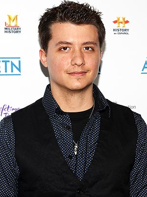 Ryan Buell, 30, paranormal investigator and star of A&E's hit series