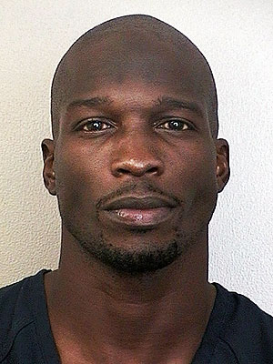 Chad Johnson, Chad Ochocinco Arrested for Domestic Violence