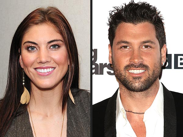Hope Solo: Maksim Chmerkovskiy Slapped Me at Dancing with the Stars Rehearsals