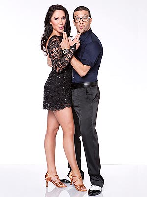 Dancing with the Stars: Bristol Palin, Mark Ballas Eliminated