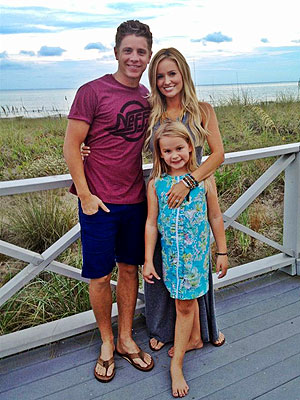 Emily Maynard and Jef Holm Stand By Cheating Denial