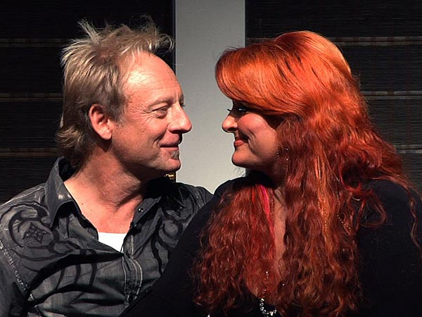 Wynonna Judd's Husband Cactus Moser Injured in Motorcycle Accident