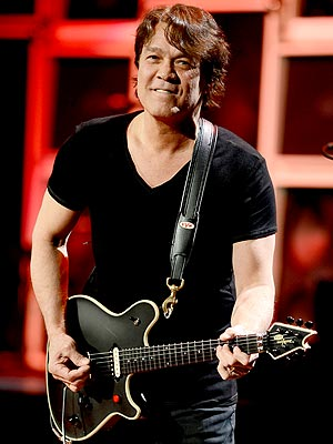 Eddie Van Halen Has Emergency Surgery