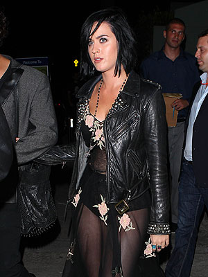 Katy Perry Throws Birthday Bash for Pal in L.A.