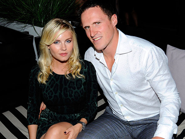 Elisha Cuthbert Engaged to Dion Phaneuf