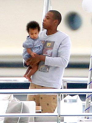 Beyonce Celebrates Her Birthday With Blue Ivy & Jay-Z in Mediterranean