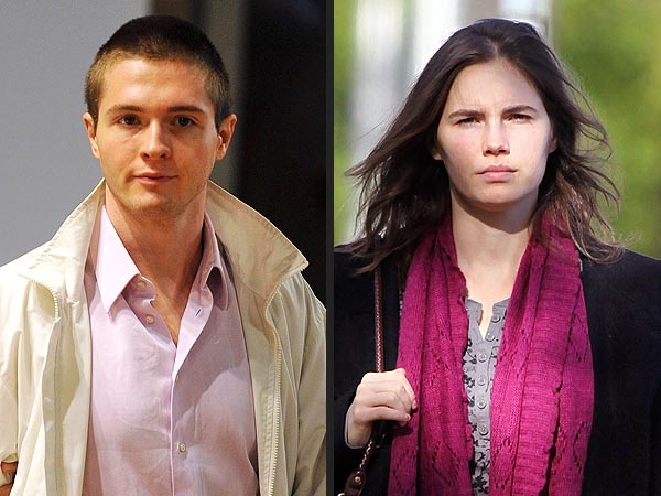 Amanda Knox's Ex, Raffaele Sollecito, Has a New Book Out