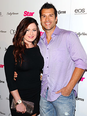 Big Brother's Brendon Villegas and Rachel Reilly -- Brenchel --Married in L.A.