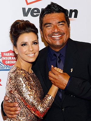 ALMA Awards: Eva Longoria Loves Co-Hosting with George Lopez