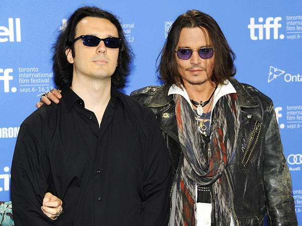 Toronto International Film Festival: West of Memphis Johnny Depp & Damien Echols