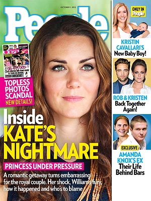 Kate Middleton Has the Queen's Support in Photo Scandal: PEOPLE Cover