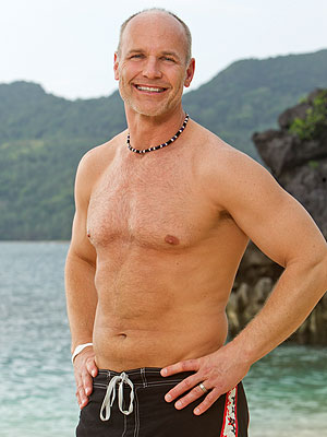 Survivor: Philippines Contestant Mike Skupin Says He Won't Injure Himself