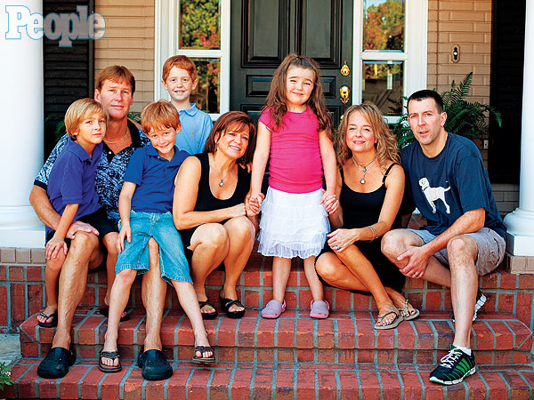 Heart Transplant Bonds Families of Two Small Children