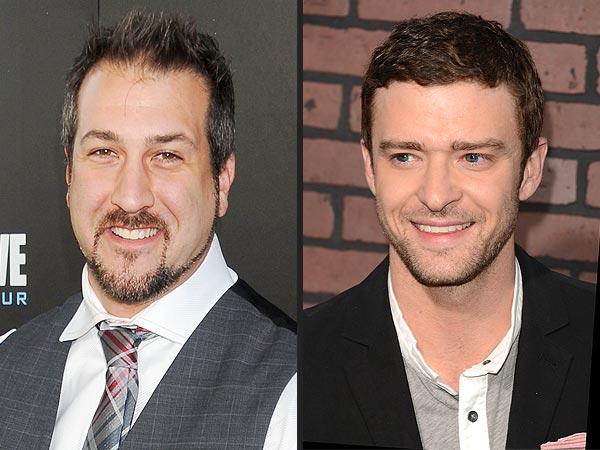 Justin Timberlake Marrying Jessica Biel; Joey Fatone Gives Advice
