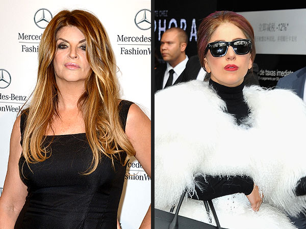 Lady Gaga: Kirstie Alley Says the Scrutiny over Her Weight Is 'Insanity'