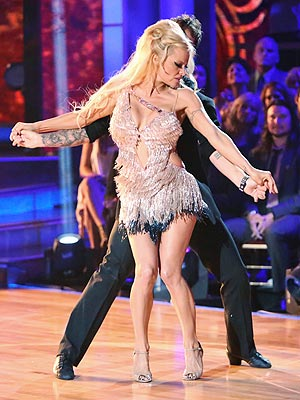 Dancing with the Stars Pam Anderson: I Know I'm Not the Best Dancer