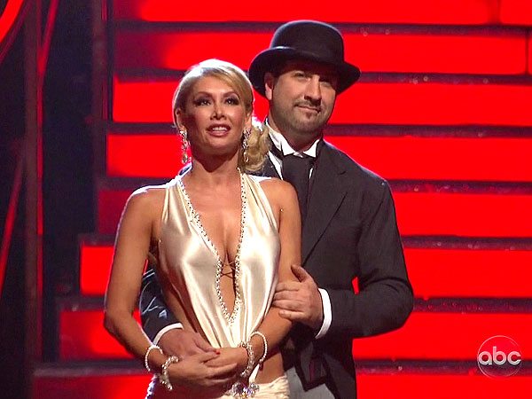 Dancing with the Stars: Joey Fatone Is Happy He Didn&#39;t Go First
