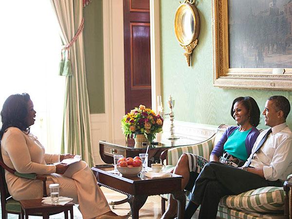 Barack and Michelle Obama Celebrate 20th Wedding Anniversary