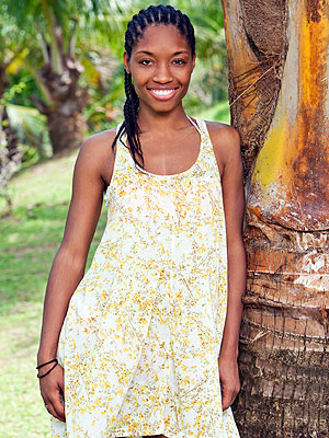 Survivor: Phillippines -- Roxy Morris Talks Elimination