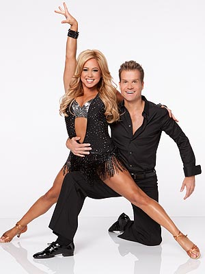 Dancing with the Stars: Sabrina Bryan Scores the First 9 This Season