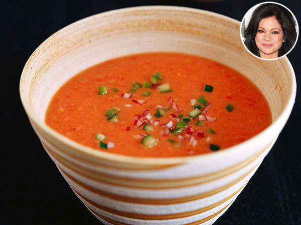 Valerie Bertinelli Recipe: Gazpacho from One Dish at a Time