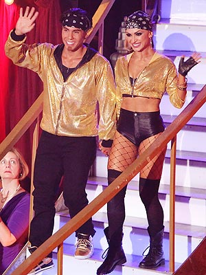Dancing with the Stars: Apolo Ohno, Karina Smirnoff Clear the Air