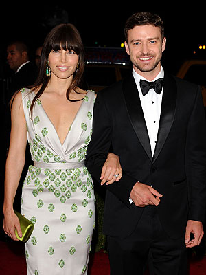 Jessica Biel & Justin Timberlake Take Secret Honeymoon