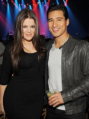 Mario Lopez Wedding: Khloe Kardashian Offers Advice