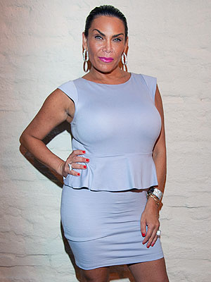 Renee Graziano of Mob Wives Enters Rehab