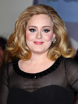 Golden Globe Awards - Adele Will Attend the Show
