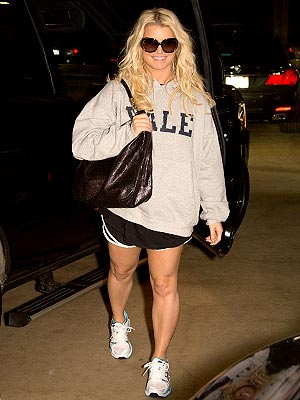 Jessica Simpson: Sad Joe Simpson, Tina Simpson Splitting