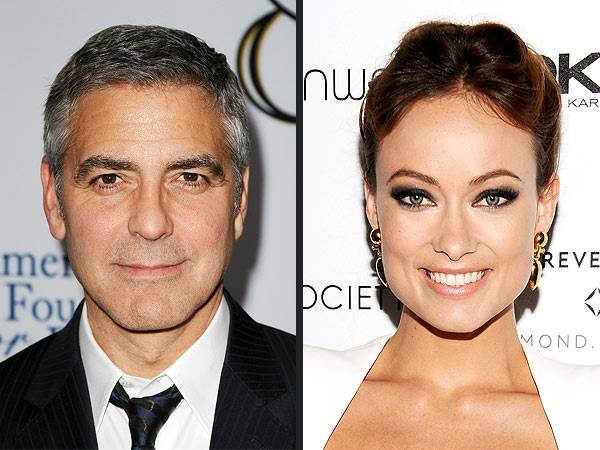 George Clooney, Gerard Butler & Olivia Wilde Sign On for War Films (& More Casting News) | George Clooney, Olivia Wilde